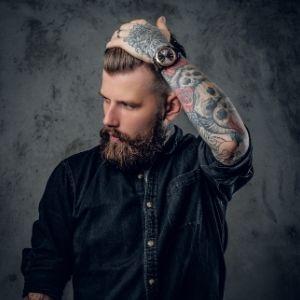 men's facial hair styles