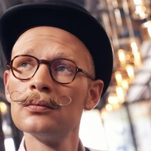 mustache types