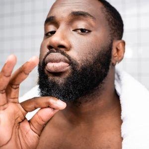patchy beard growth